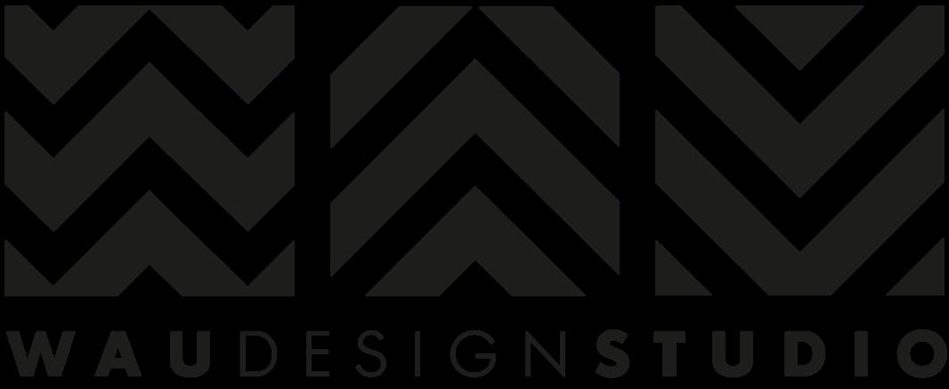 WAU DESIGN STUDIO logo